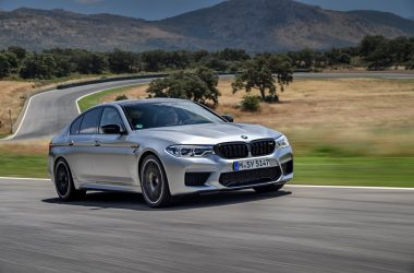 2019 BMW M5 Competition Price