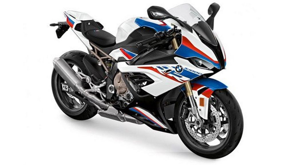 2019 BMW S1000RR Reveal