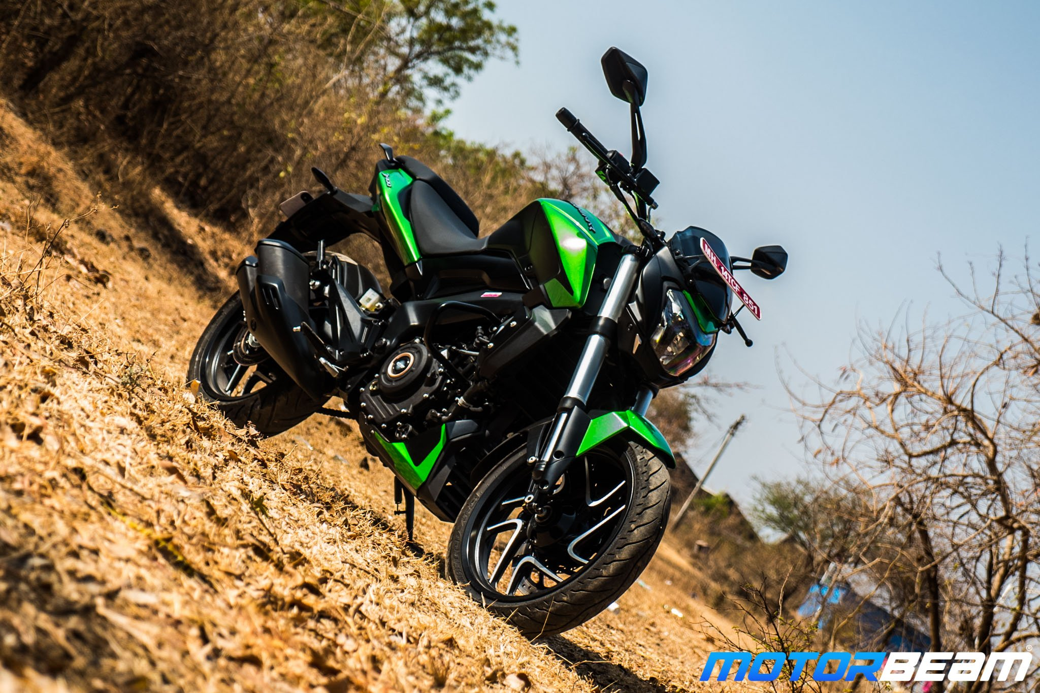 2019 Bajaj Dominar 400 UG Test Ride Review