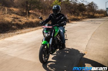 2019 Bajaj Dominar 400 Video Review