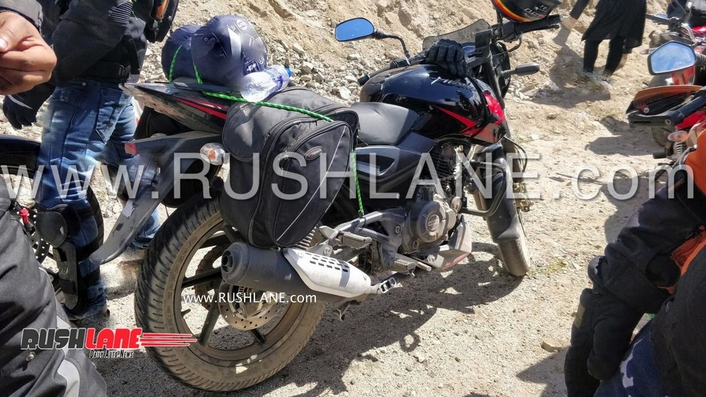 2019 Bajaj Pulsar 150 ABS Rear