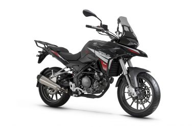2019 Benelli TRK 251 Front
