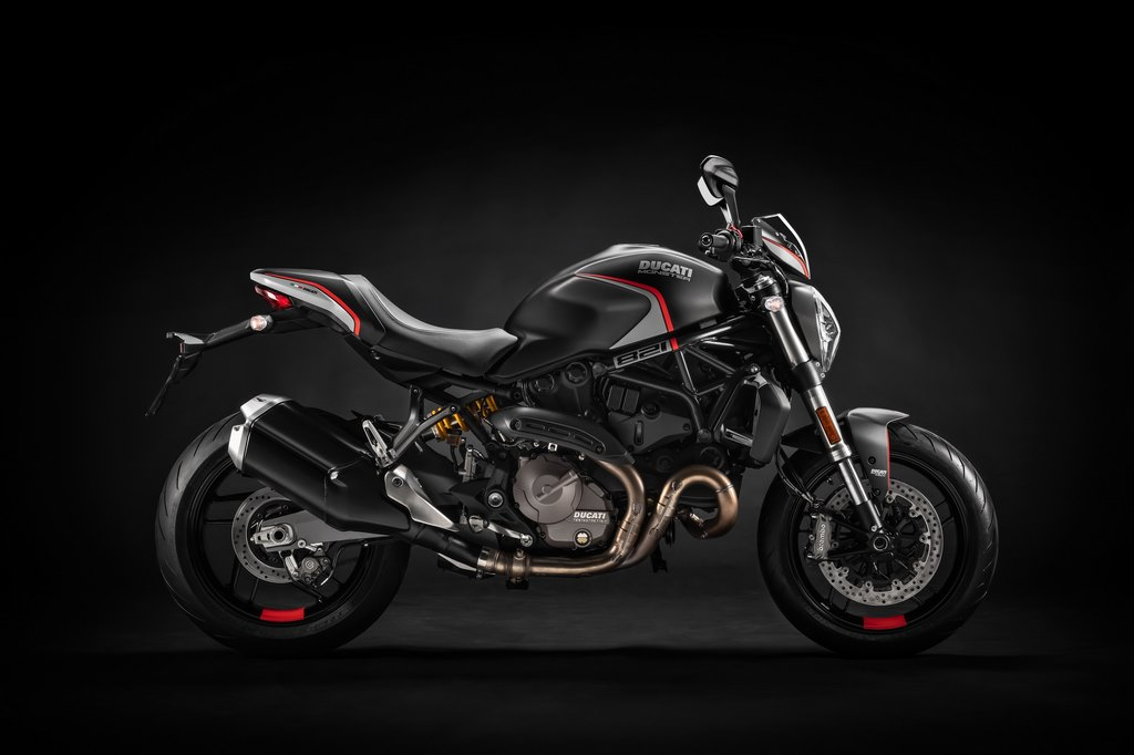 2019 Ducati Monster 821 Stealth Black 25th Anniversary Edition