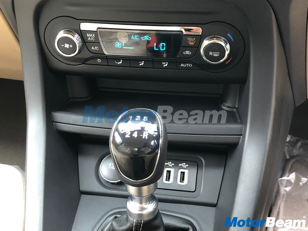 2019 Ford Aspire Climate Control