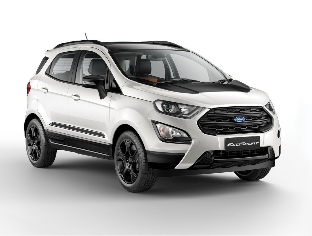 2019 Ford EcoSport Thunder Edition