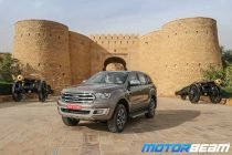 2019 Ford Endeavour Launch