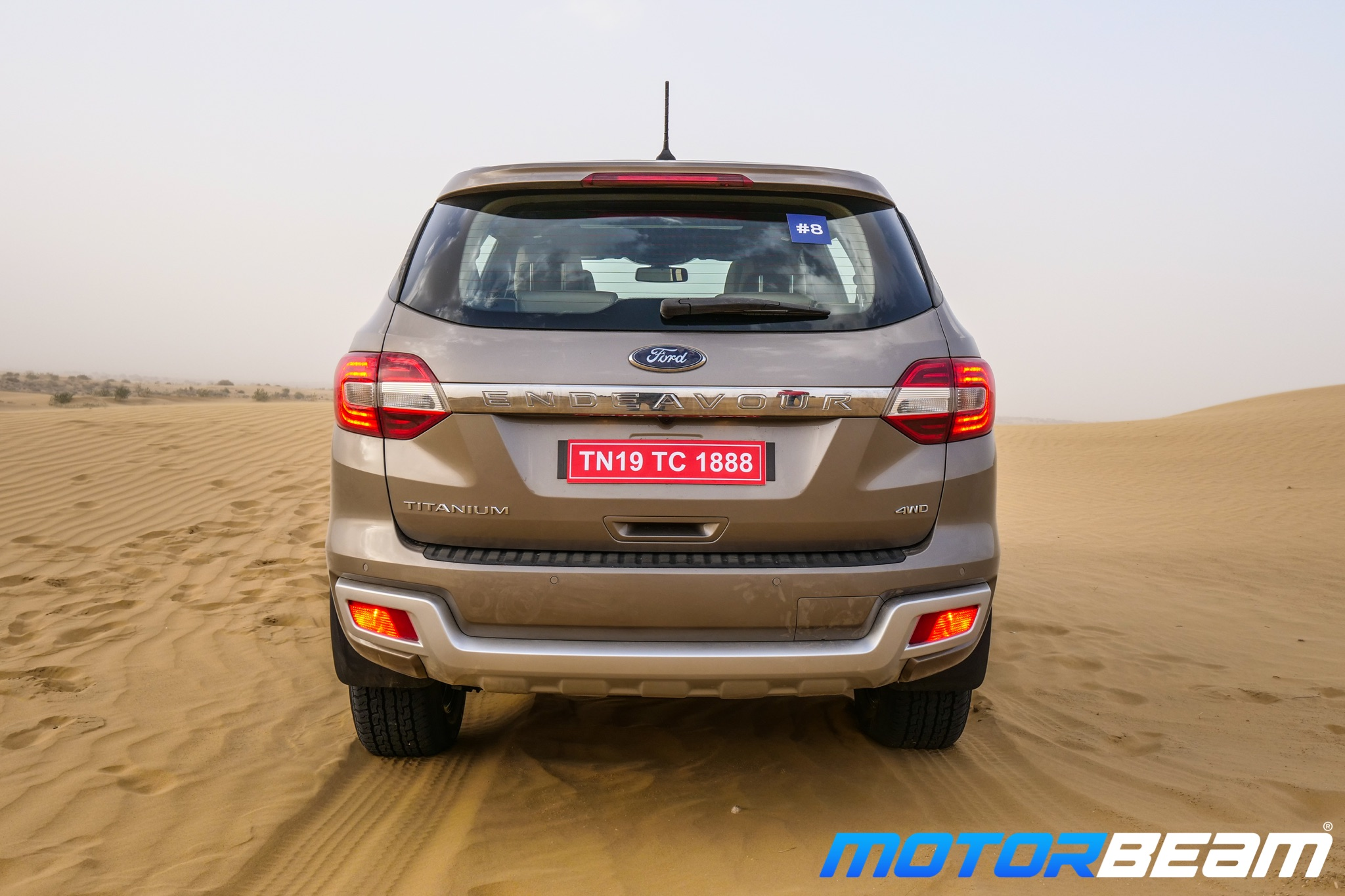 2019 Ford Endeavour Price