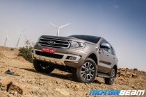 2019 Ford Endeavour Review