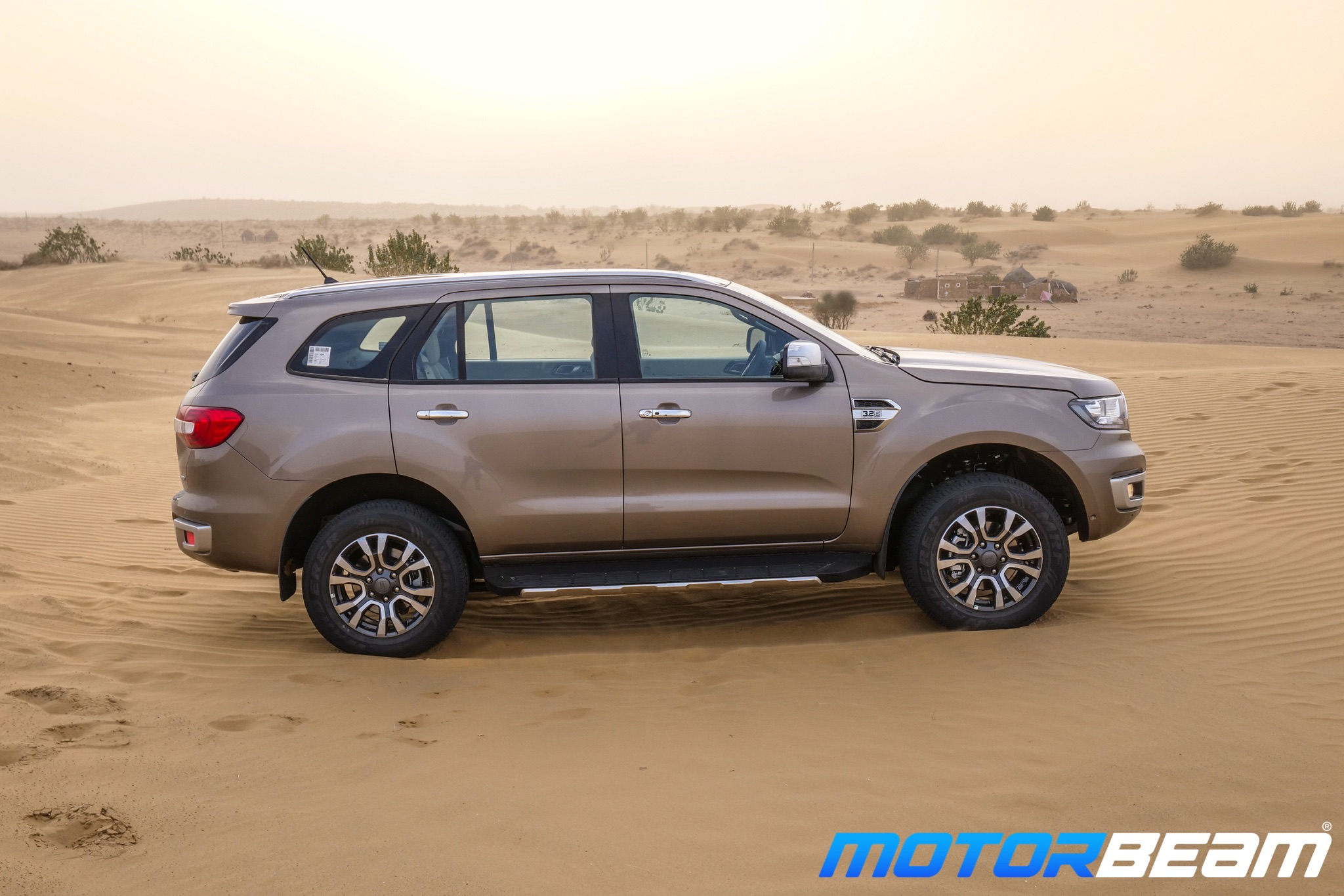 2019 Ford Endeavour Specs