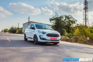 2019 Ford Figo Video Review