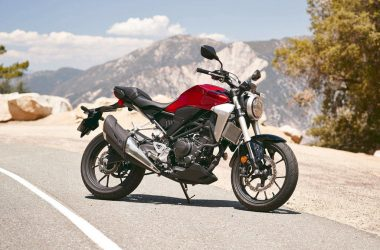 2019 Honda CB 300R Side