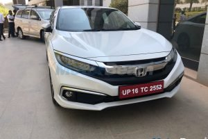 2019 Honda Civic India