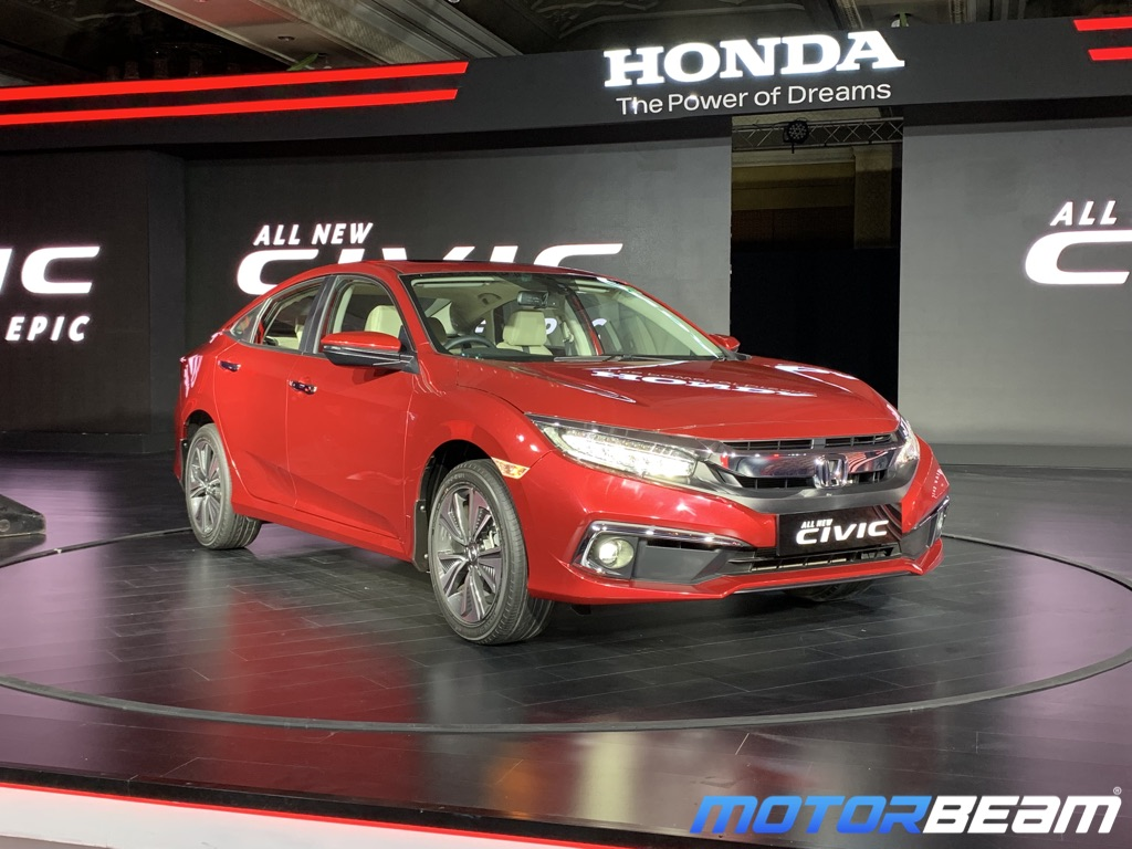 2019 Honda Civic Price