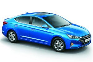 2019 Hyundai Elantra Facelift Reveal