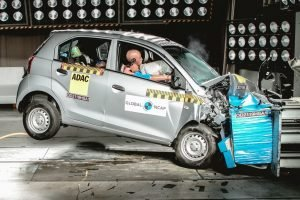2019 Hyundai Santro Crash Test