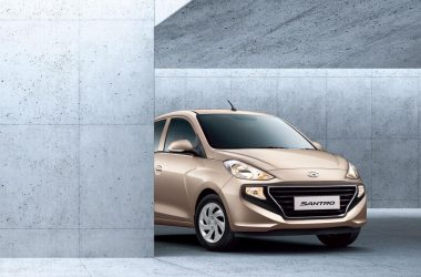 2019 Hyundai Santro CNG Offered In Two Trims