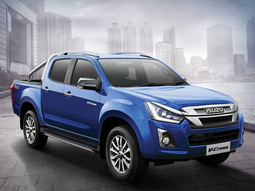 2019 Isuzu D-Max V-Cross Price