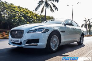 2019 Jaguar XF 20t Prestige Review Test Drive