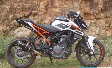 2019 KTM Duke 250 Long Term Review Design