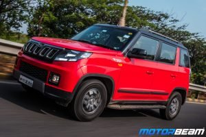 2019 Mahindra TUV300 Review Test Drive