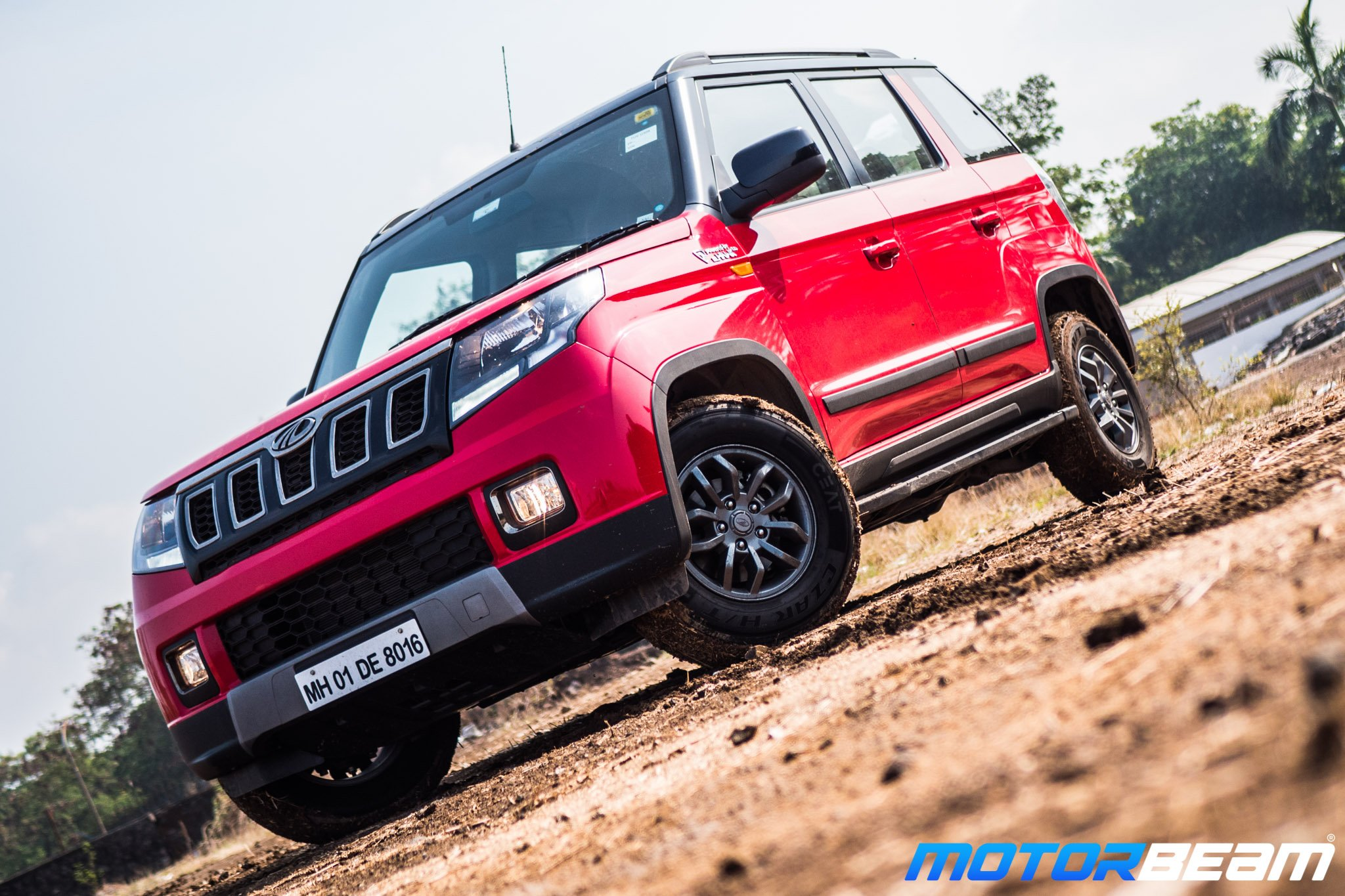 2019 Mahindra TUV300 Review