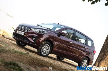 2019 Maruti Ertiga Hindi Video Review
