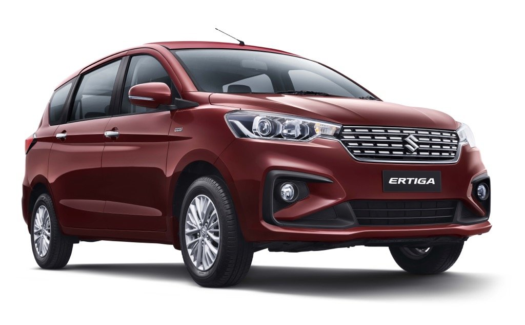 2019 Maruti Ertiga Accessories List With Prices Revealed Motorbeam