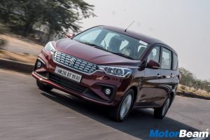 2019 Maruti Ertiga Review Test Drive