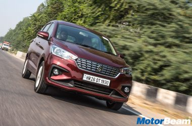 2019 Maruti Ertiga Video Review