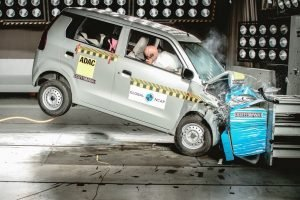2019 Maruti Wagon R Crash Test