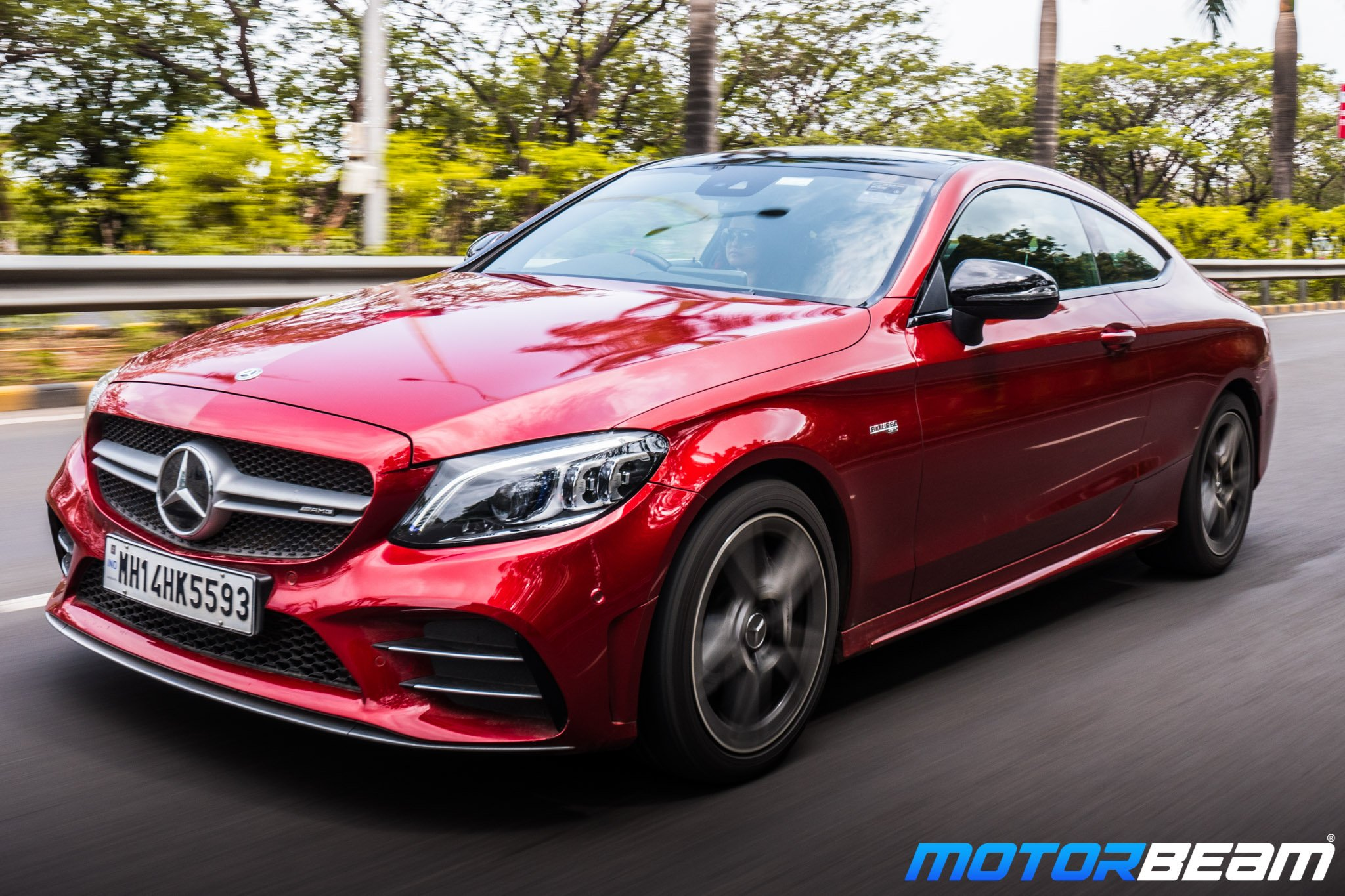 2019 Mercedes-AMG C43 Coupe Review Test Drive