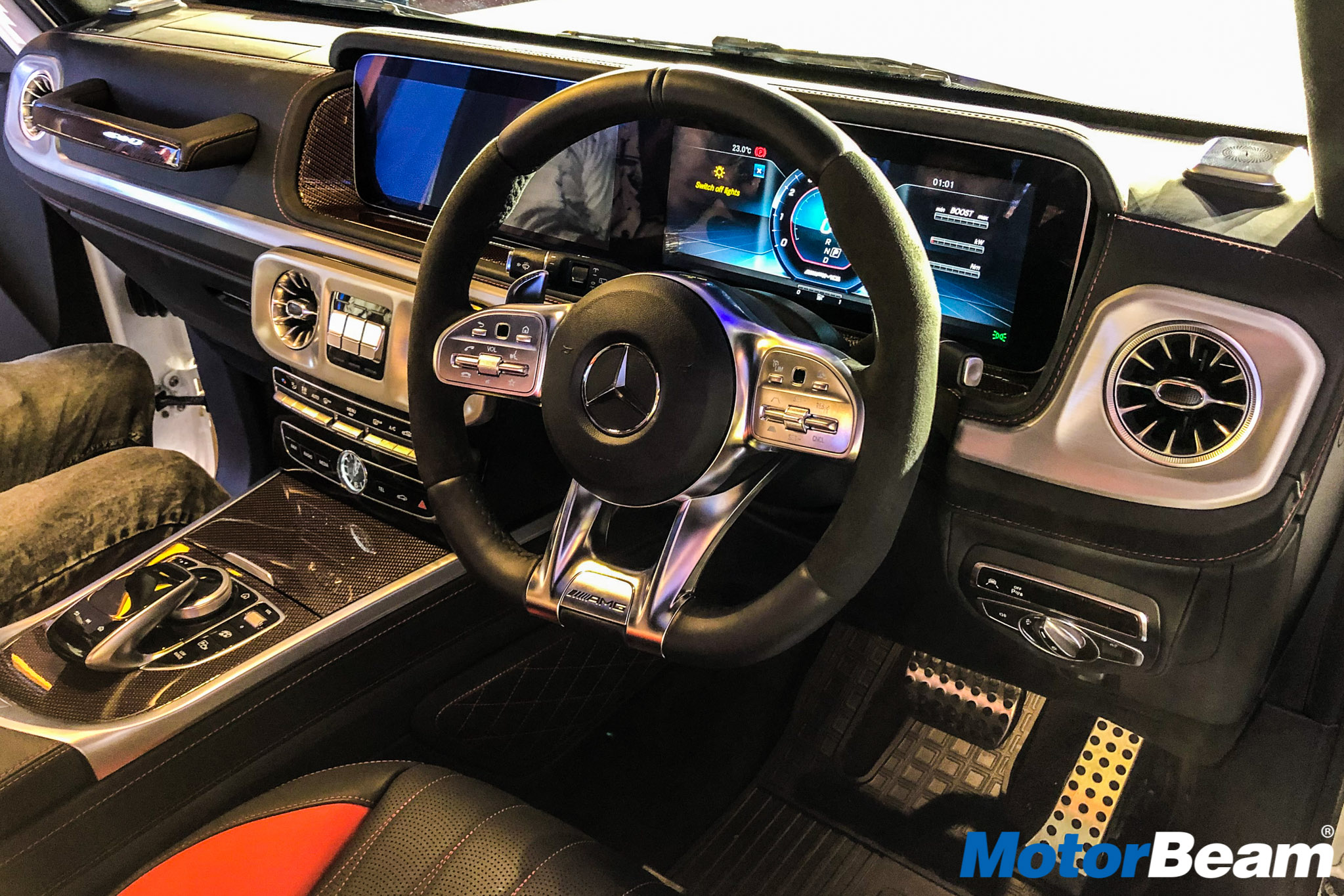 2019 Mercedes Amg G63 Price Is Rs 2 19 Crores Motorbeam