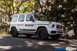 2019 Mercedes-AMG G63 Test Drive Review