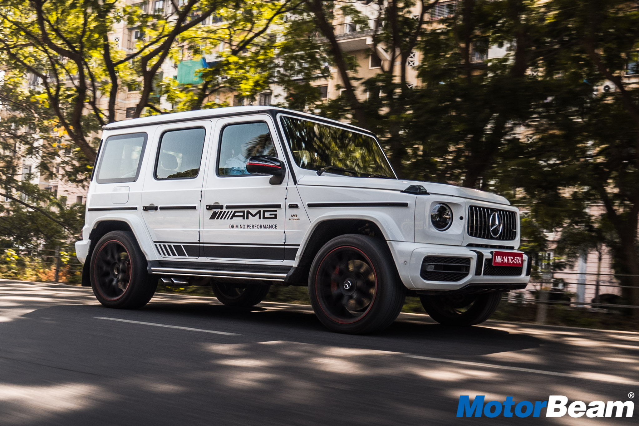 2019 Mercedes Amg G63 Review Test Drive Motorbeam