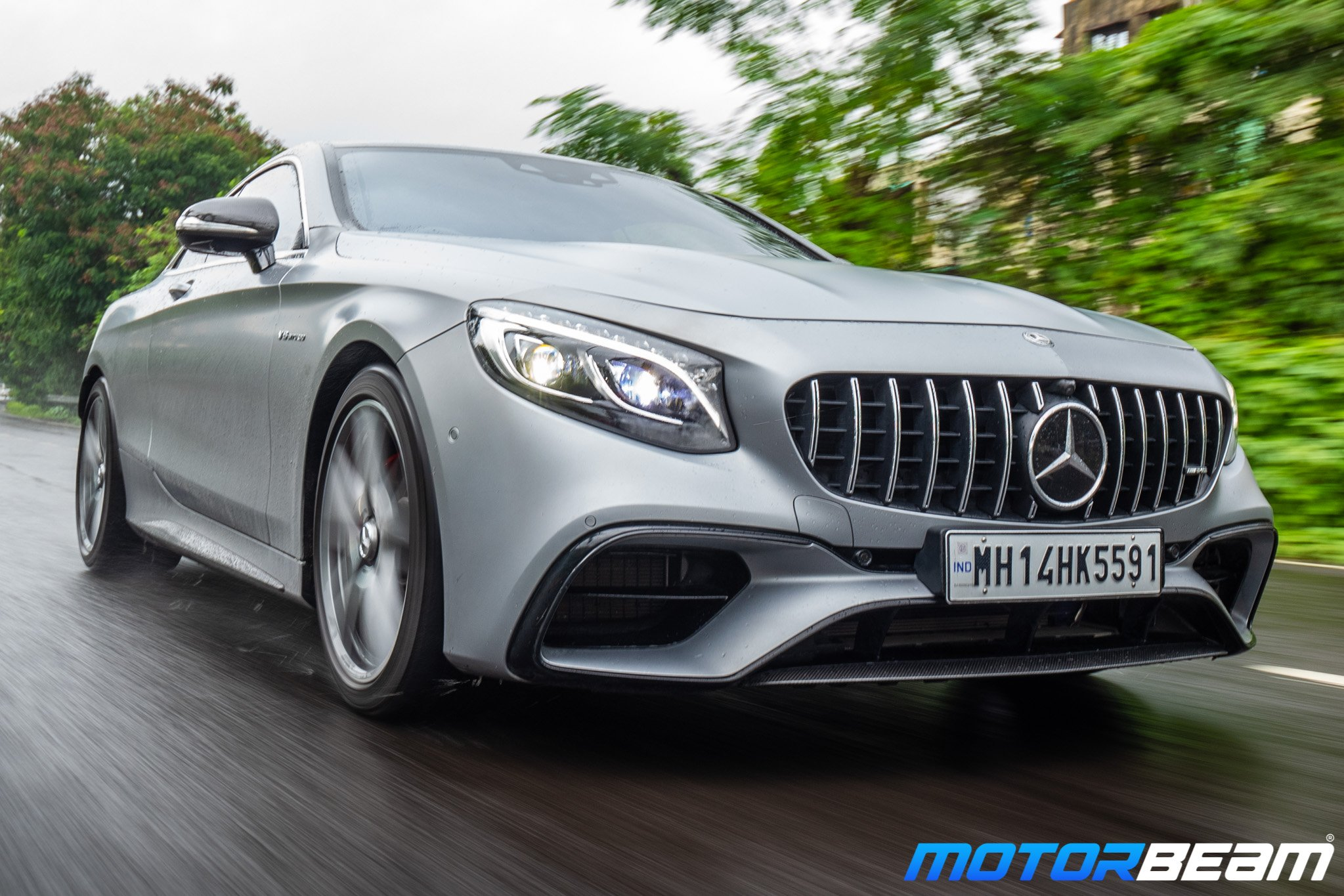 2019 Mercedes Amg S63 Coupe Review Test Drive Motorbeam