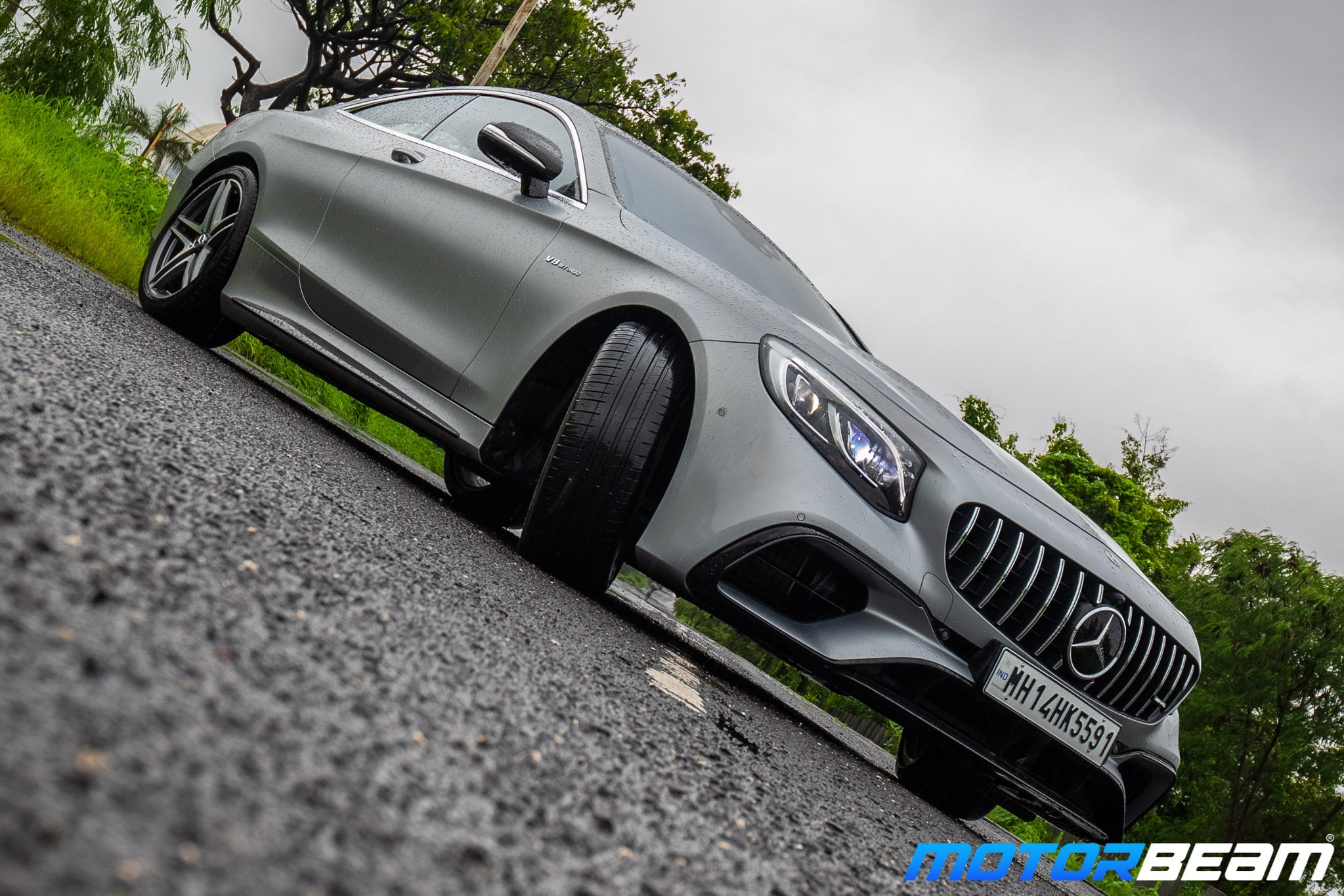 2019 Mercedes-AMG S63 Coupe Review