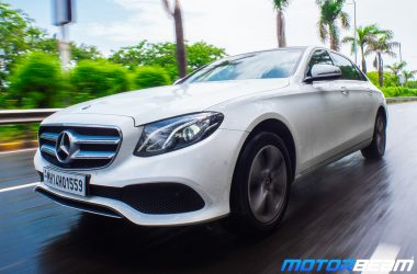 2019 Mercedes E220d Review Test Drive