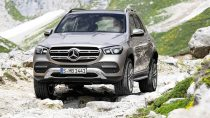 2019 Mercedes GLE Off-Road