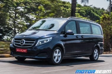 2019 Mercedes V-Class Review Test Drive
