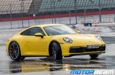 2019 Porsche 911 Carrera Video Review
