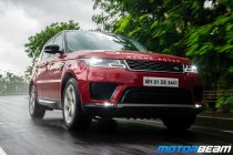 2019 Range Rover Sport Petrol Review Test Drive