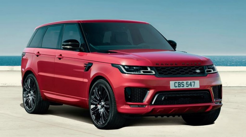 2019 Range Rover Sport Specifications