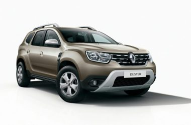 2018 Renault Duster Unveiled, India Launch Next Year