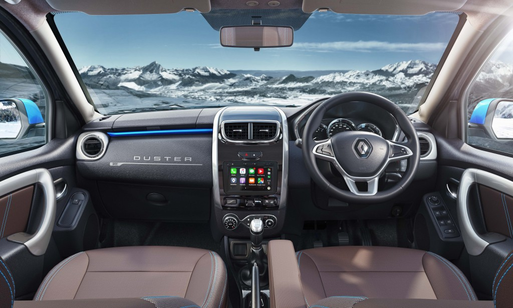 2019 Renault Duster Price