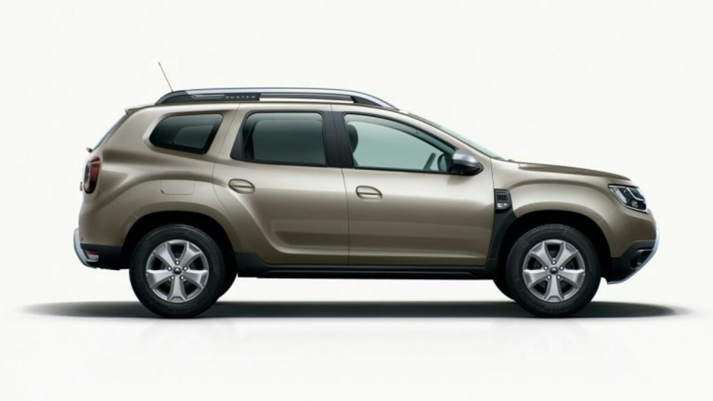 2019 Renault Duster Side
