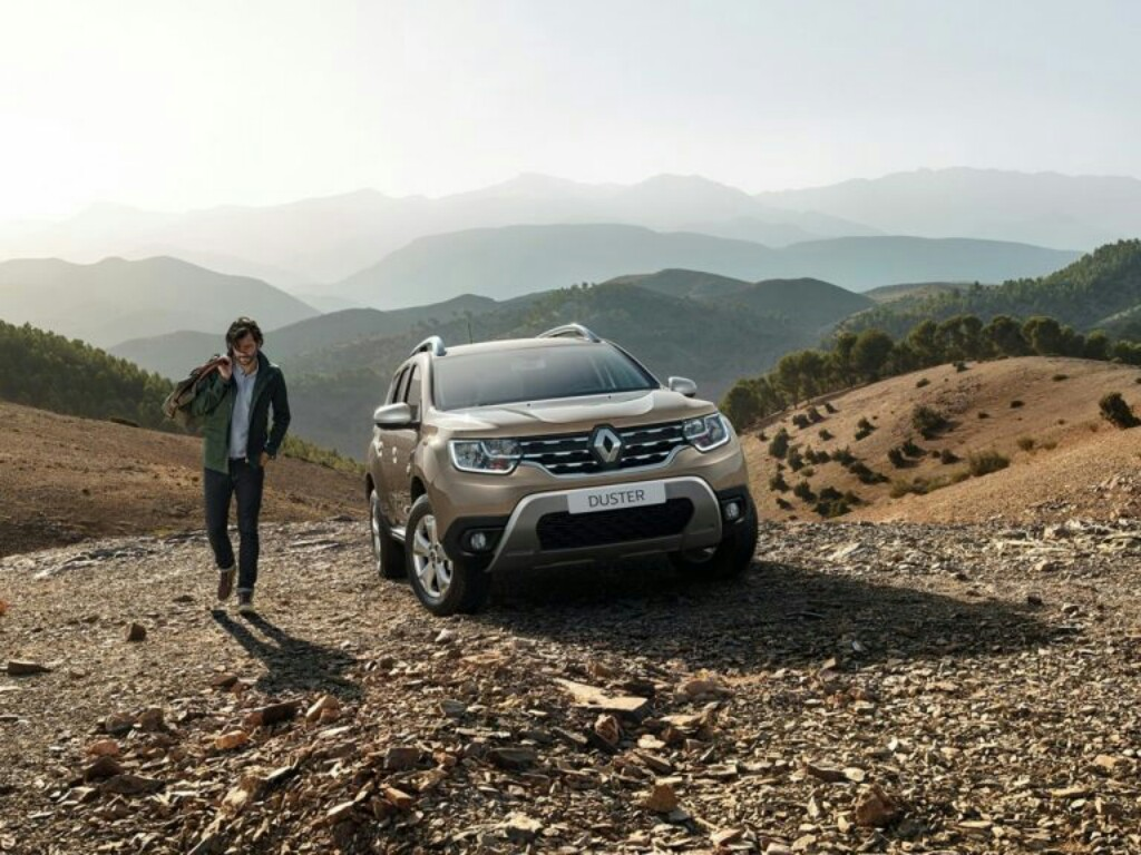 2019 Renault Duster Unveiled