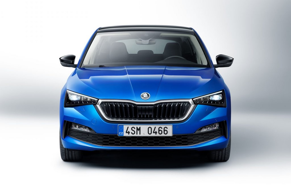Skoda Scala to become the new Rapid