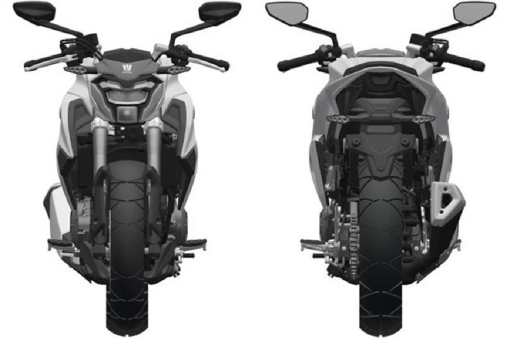 2019 Suzuki Gixxer 250 front and rear