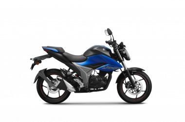 2019 Suzuki Gixxer Launched