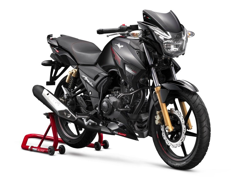 TVS Apache RTR 180 BS6 Launched, Priced At Rs. 1.01 Lakhs